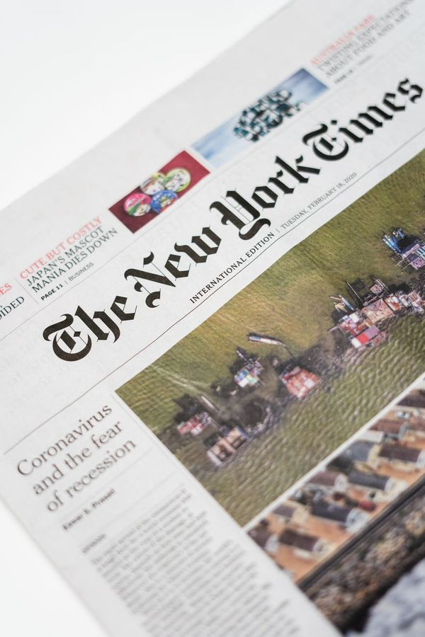 How Seoul Got the New York Times
