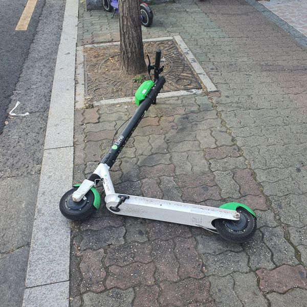 Motorized Scooters to be Regulated, Belatedly